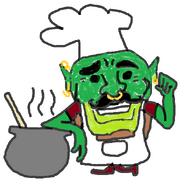 Chef Drak