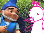 Gnomeo and Birdy wallpaper 2-800x600