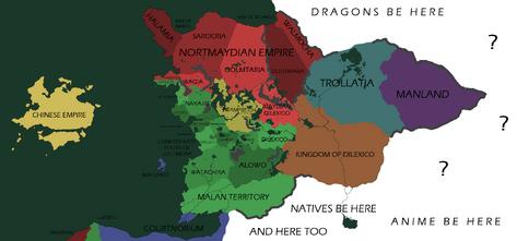 Gnome map 0