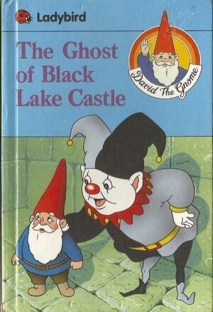 G book the ghost of black lake castle