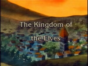 G kingdom of the elves