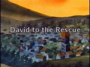 G david to the rescue