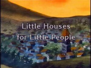 G little houses