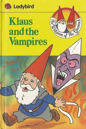 G book klaus and the vampires