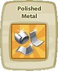 Inv Polished Metal