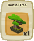 Inv Bonsai Tree