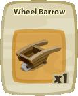 Inv Wheel Barrow