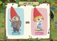 Gnome Town 2 screen