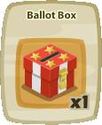 Inv Ballot Box