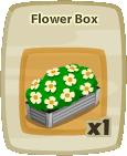 Inv Flower Box