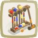 Icon Croquet Set