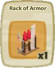 Inv Rack of Armor