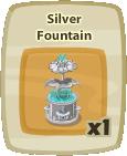 Inv Silver Fountain