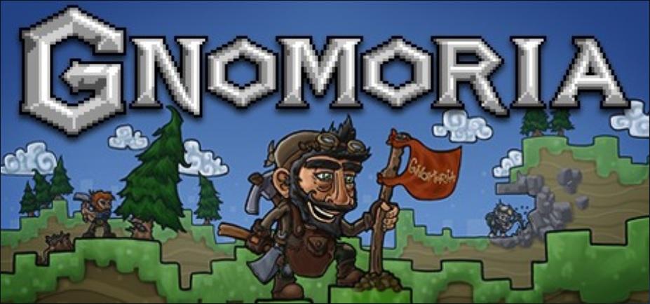 Gnomoria Banner