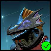 Vaako's Water Dragon Horn