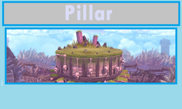 Pillar stage pic