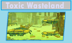Toxic Wasteland (updated)
