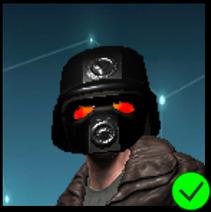Cole Black Mask