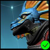 Vaako's Ninja Jaw Mask Black