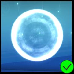 PaC White Bubble