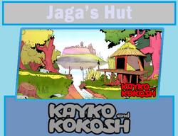 Jaga's Hut