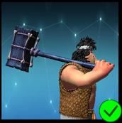 Breakbone Blue Hammer