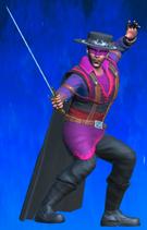 Zorro color 20
