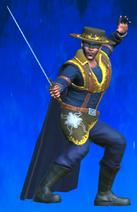Zorro color survivor
