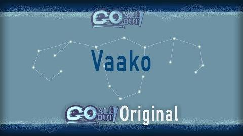 Go All Out! Fighter Showcase- Vaako
