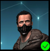 Cole Anti-Virus Mask