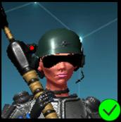 Erica Classic soldier helmet