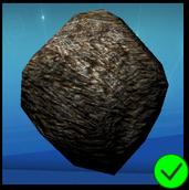 Graphite Rock 2