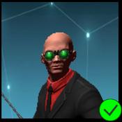 Yakshi Goggles green