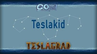 Go All Out! Fighter Showcase Teslakid (Teslagrad)