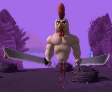 Chicken Assassin