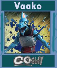 Vaako character