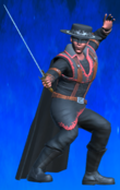 Zorro color 6