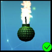 Vaako Green Bomb