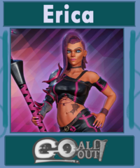 Erica character