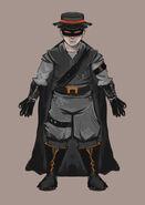 Zorro concept 2