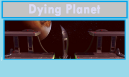 Dying Planet pic