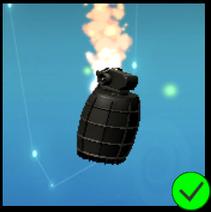 Vaako Grenade