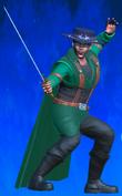 Zorro color 3