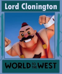 Lord Clonington character card