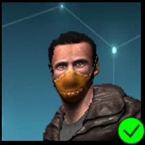 Cole Creepy Mask