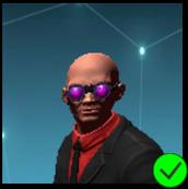 Yakshi Goggles purple