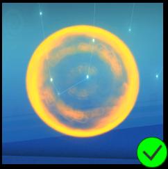PaC Orange Bubble