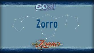 Go All Out! Fighter Showcase Zorro (Zorro)