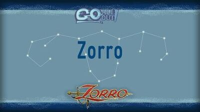 Go All Out! Fighter Showcase Zorro (Zorro)