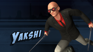 Yakshi promo art